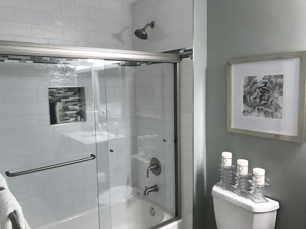 remodel your bathroom to a beautiful, modern style