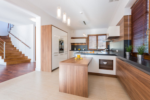 create a beautiful kitchen